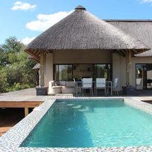 Villa Blaaskans near Kruger Park in South Africa