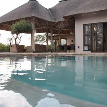 Villa Bushman near Kruger Park in South Africa
