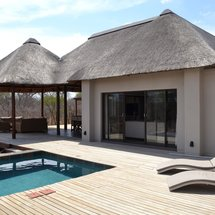 Villa Mavalo near Kruger Park in South Africa