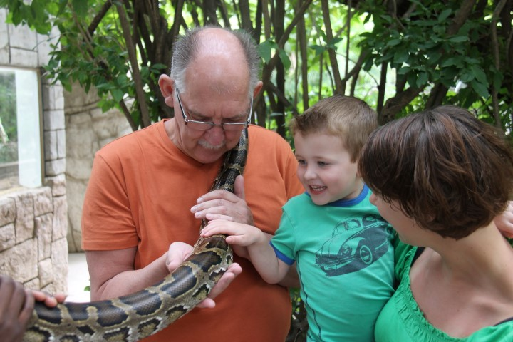 Holiday with children South Africa