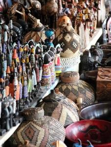 Souvenirs Hoedspruit Zuid-Afrika