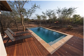 Villa Amanzi - luxe villa Krugerpark - Zuid-Afrika
