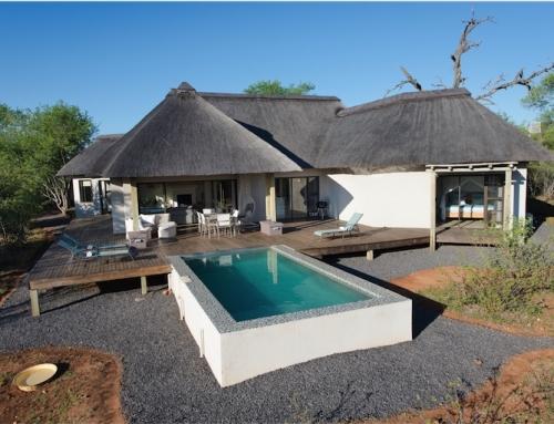 Thuis in de Afrikaanse bush – Villa Blaaskans