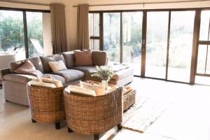 Villa Blaaskans: Holiday home south africa