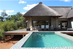 Villa Blaaskans - Luxury African villa - South Africa