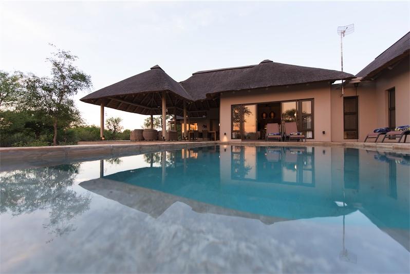 Villa Zuid Afrika : Villa bushman ferienhaus beim krüger park homes of africa