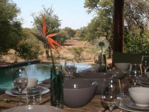 Villa-Mahlangeni near Kruger Park in South Africa