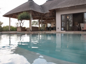 Villa Bushman Kruger Park south africa