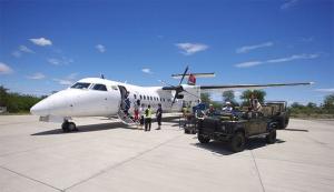 Hoedspruit Airport - Vliegtickets Zuid-Afrika