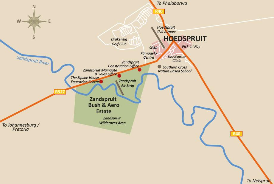 hoedspruit zandspruit - South Africa