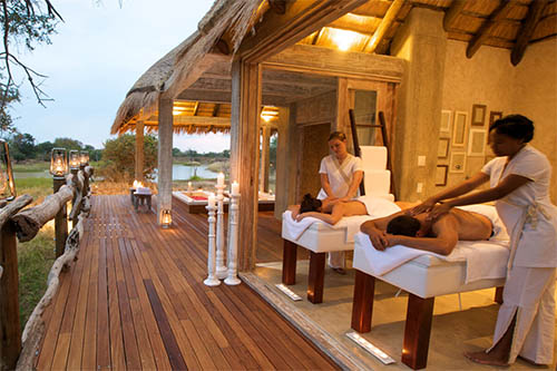 Kapama Wellness Centre in South Africa