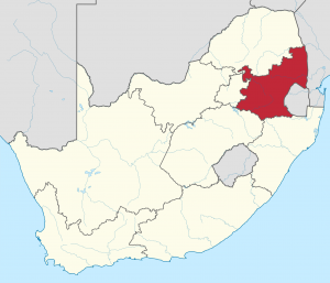 Mpumalanga-Zuid-Afrika