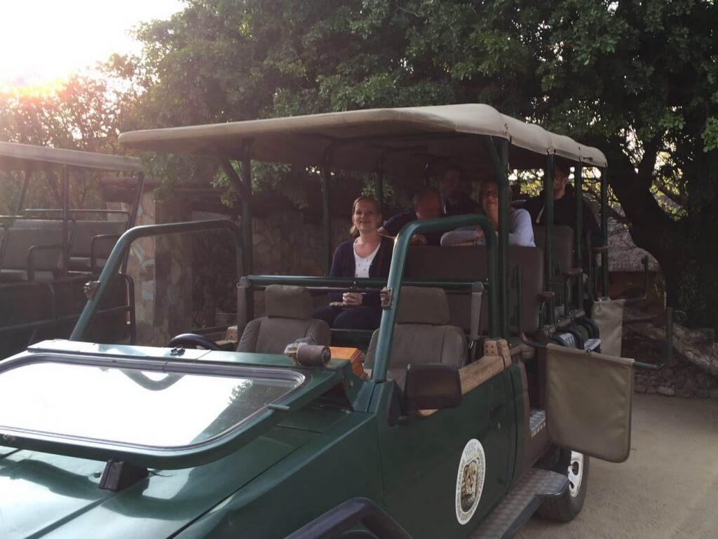 game drive zuid-afrika