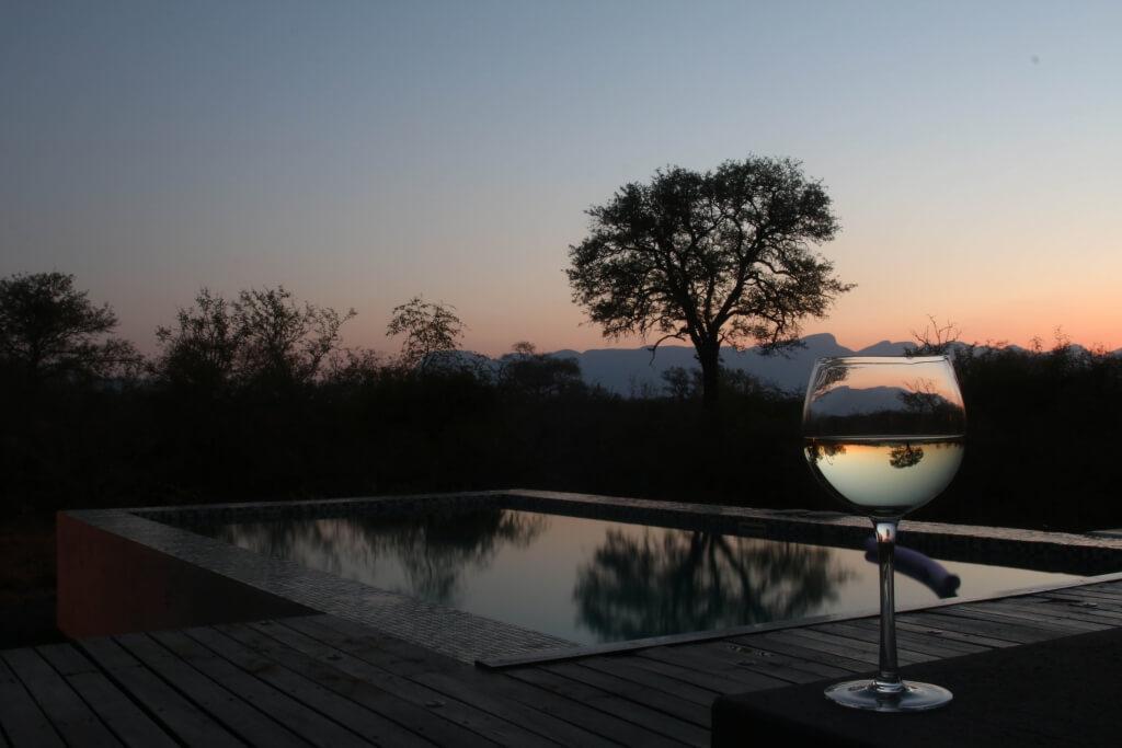 zonsondergang-vakantiehuis-zuid-afrika
