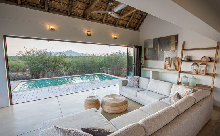 Villa Drakensig: Holiday home south africa
