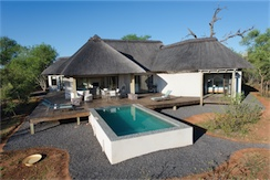 VIlla Blaaskans - Vakantiehuis in Zuid-Afrika