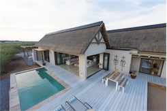 Villa Drakensig - Accommodation - Zandspruit Estate