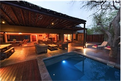 Villa Mahlangeni - Holiday Rental near Krugerpark in South Africa