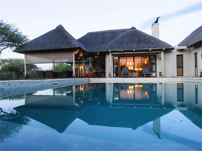 Villa Zuid Afrika : Villa zandpoort luxe privé villa in zuid afrika homes of africa