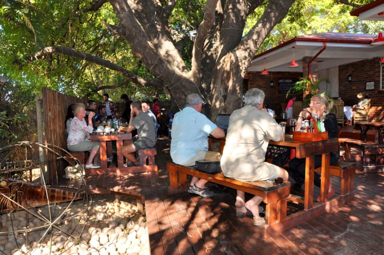 Sleepers Restaurant - Hoedspruit
