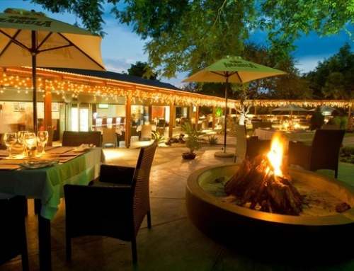 Alle restaurants in Hoedspruit