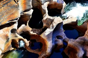 Bourkes Luck Potholes - South Africa