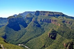Three Rondavels - Panorama Route - South Africa