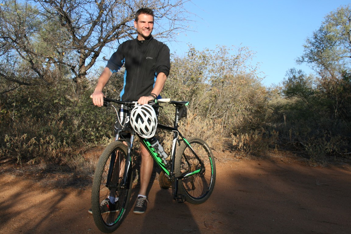 Mountain biking Souh Africa