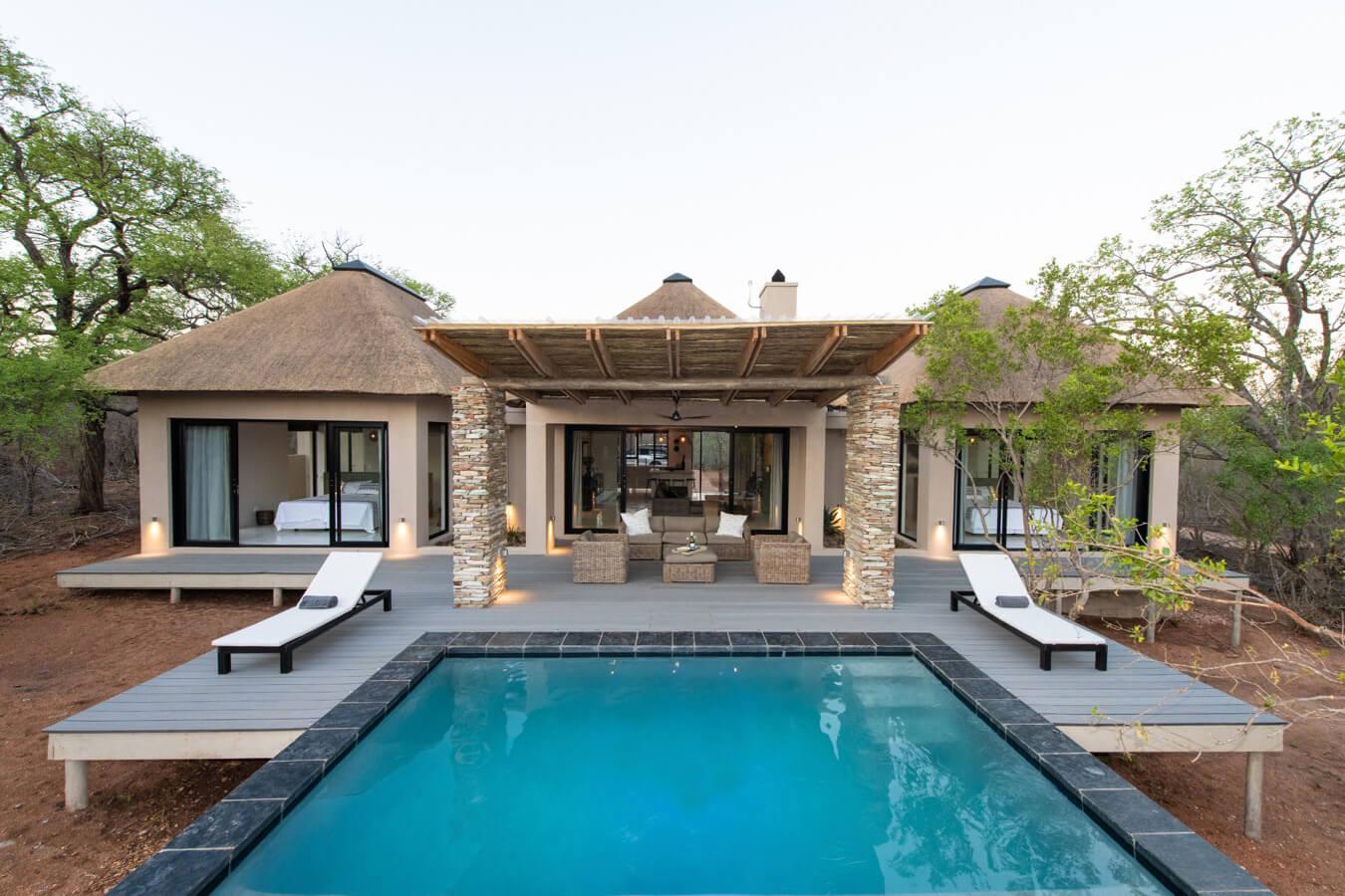 villa xikwhara luxe accommodatie bij het krugerpark homes of africaVakantiehuis Krugerpark.htm #13
