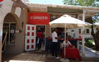 Restaurant Cooked in Hoedspruit | Homes of Africa