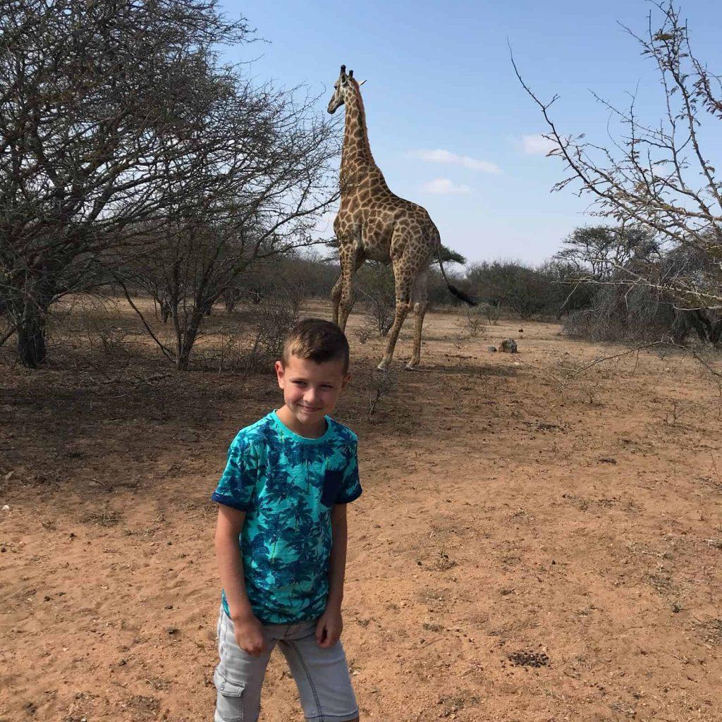 Wandelsafari - Bush walk - Zuid Afrika_1
