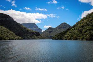 Blyde Dam Boottrip - Zuid Afrika
