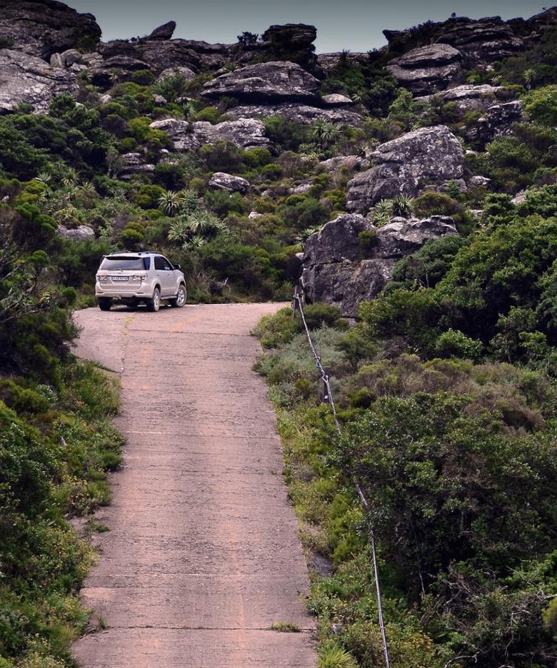 Mariepskop - Zuid Afrika