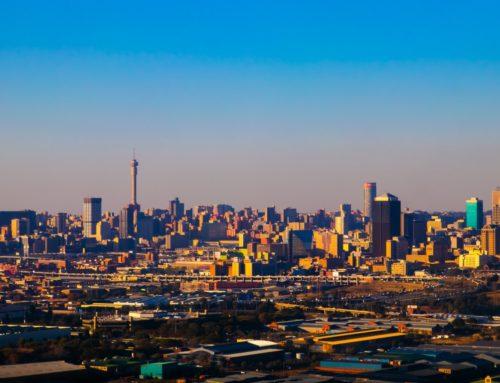 Johannesburg: Blote voeten en blinkende keukens