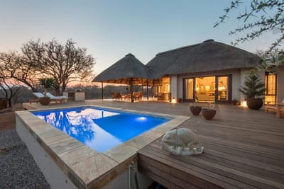 Villa Lethabo - Homes of Africa