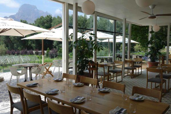 Restaurant Zuid-Afrika