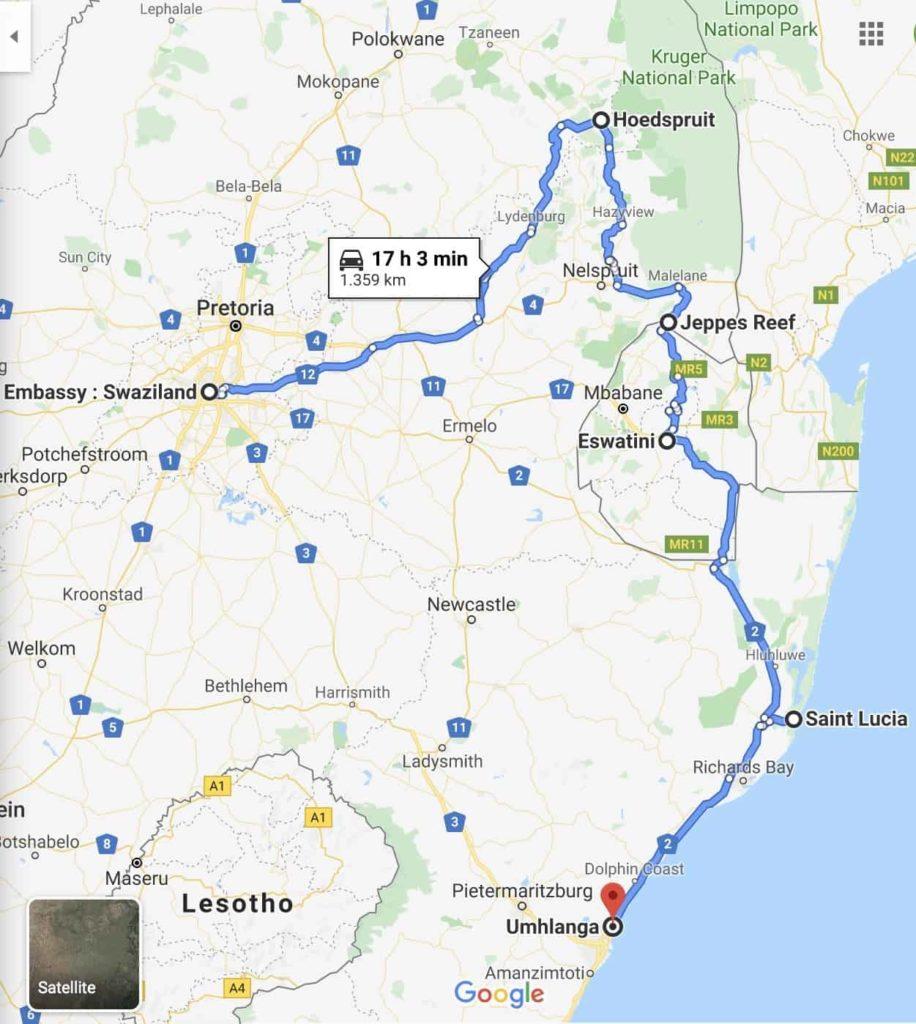 Rondreis Zuid-Afrika - Safari & Strand