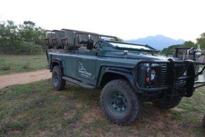 Safari truck Hoedspruit - Zuid-Afrika