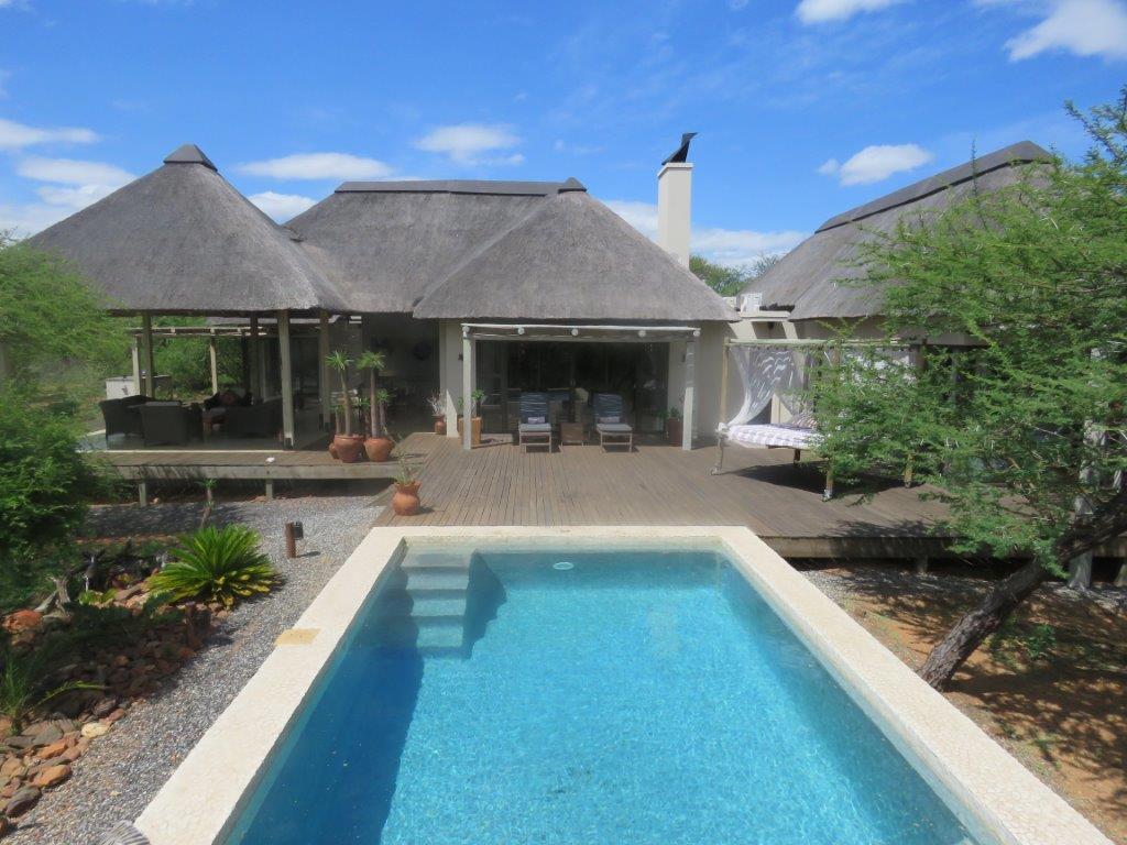 Villa Zandpoort - Zuid-Afrika