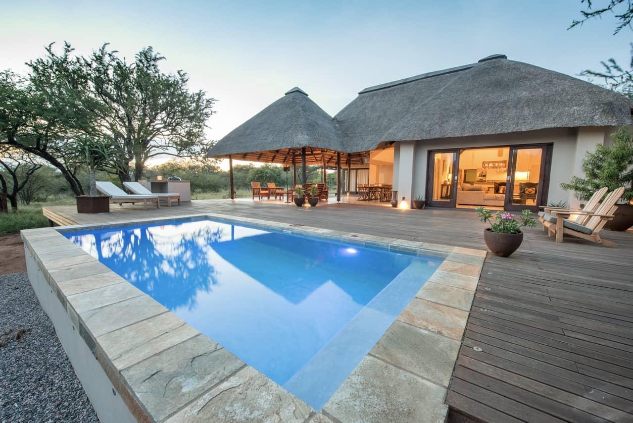 Villa Lethabo - Zuid-Afrika