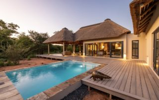 Villa Intaba - vacation Rental in the African bush