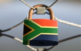 Zuid Afrika Lockdown Corona