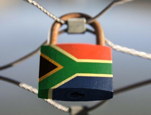 Zuid-Afrika en Corona